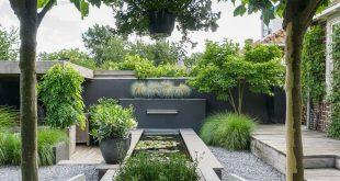 Annemieke toont haar tuin: modern, minimalistisch en Scandinavisch - #Annemieke ...