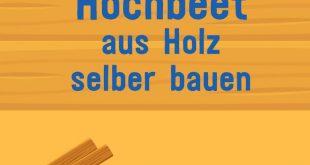 Hochbeet bauen: Anleitung zum selber bauen & Video - Plantura