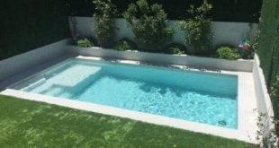 20 schöner Garten mit Pool Design 13 Dekor Life Style #decor #Design #Garden