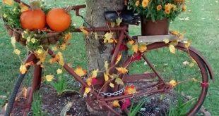 35+ charmante Fahrrad Pflanzer Ideen für Ihren Garten, die Sie lieben werden