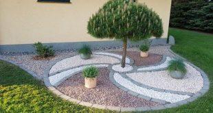 Coole 71 schöne Kiesgarten-Design-Ideen für Side Yard und Hinterhof Quelle