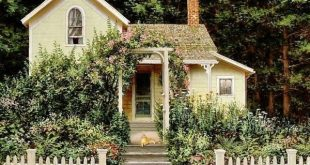 Fred Swan - #cottage #Fred #Swan