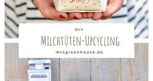 Milchtüten-upcycling - DIY für kleine Pflanztöpfe auf mrsgreenhouse.de