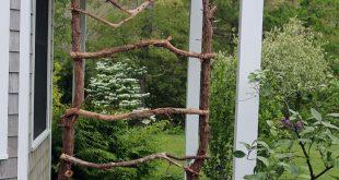 24 einfache DIY-Garten-Spalier-Projekte, die Sie dieses Wochenende tun können