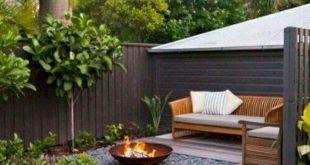 30+ Beautiful Small Garden Design for Small Backyard Ideas #gardening #gardendes...