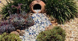 39 Kreative Ideen für die Landschaftsgestaltung im Steingarten mit kleinem Budg...