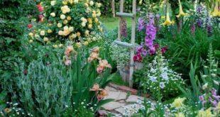 45 Schöne Gartengestaltung für Frühling und Sommer