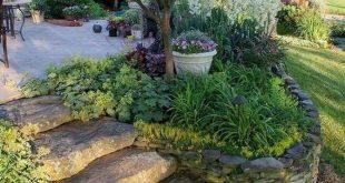 46 Beautiful And Fresh Garden Design for Backyard Ideas To Inspire You #gardenid
