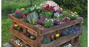48 simple, easy and cheap diy garden landscaping ideas 32