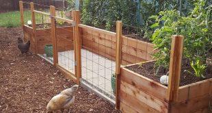 55 DIY angehobene Garten-Bett-Pläne u. Ideen, die Sie errichten können