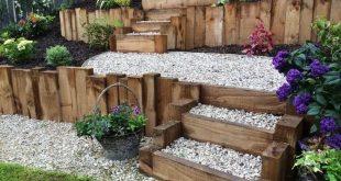 Terrassierung des Gartens - Praktische Tipps und Ideen f