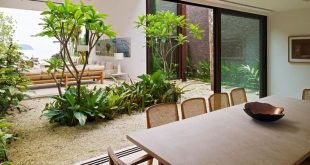 The Exoticism Of indoor Garden To Invite Romantic Atmosphere At Your Home