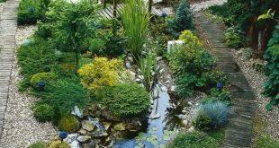 Wir haben eine Sammlung von Gartenstilen eingerichtet, die Sie beim Gestalten de...